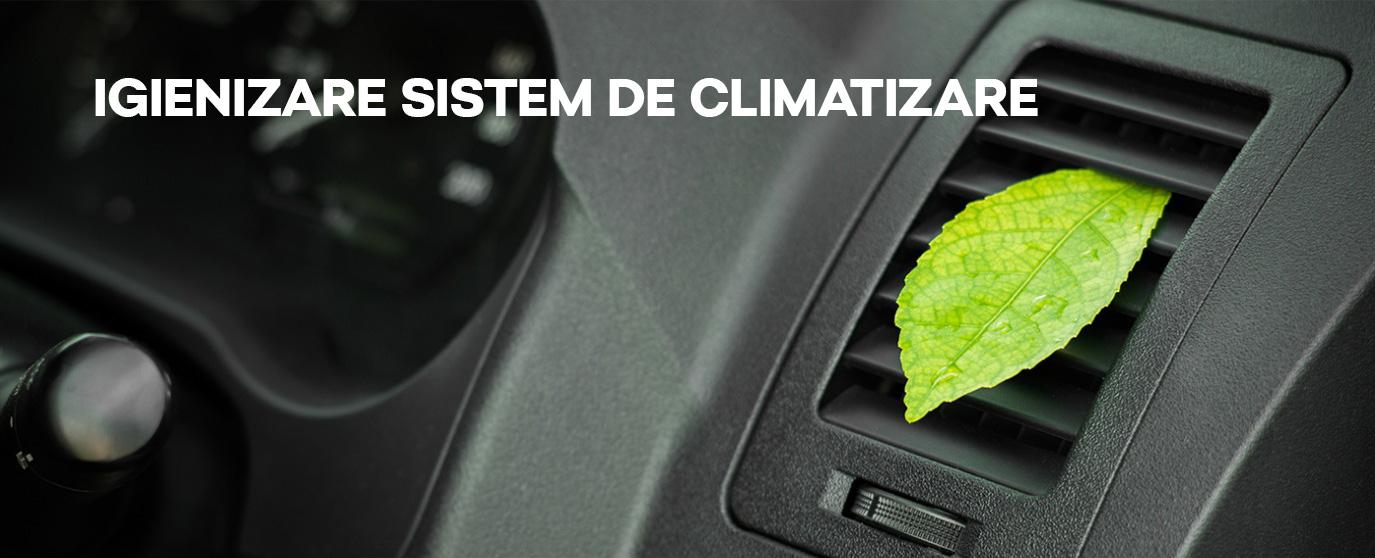oferta igienizare sistem climatizare