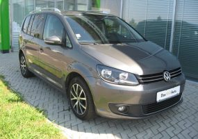 VW Touran NF CL. 2.0 TDI/140 CP, DSG